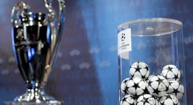 Champions, i sorteggi degli ottavi Diretta dalle 12 La Lazio rischia Real, Bayern e Psg