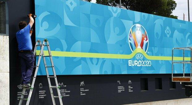 Europei, le partite dell'Italia ai maxischermi in piazza del Popolo: ecco come prenotare