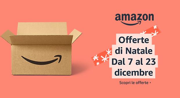 Amazon, i migliori regali di Natale per uomo fino al 23 dicembre