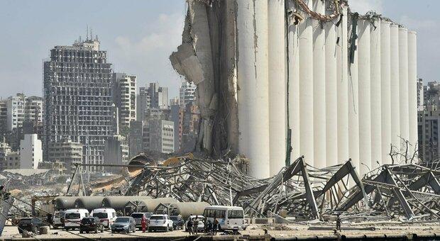 Beirut, dalla Francia: «L'esplosione è stata un incidente». Ma il Libano non commenta