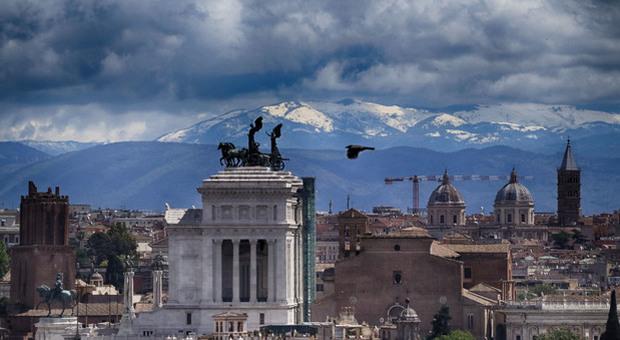 Neve a Roma nei prossimi giorni? Prossime ore «decisive», ecco cosa sappiamo