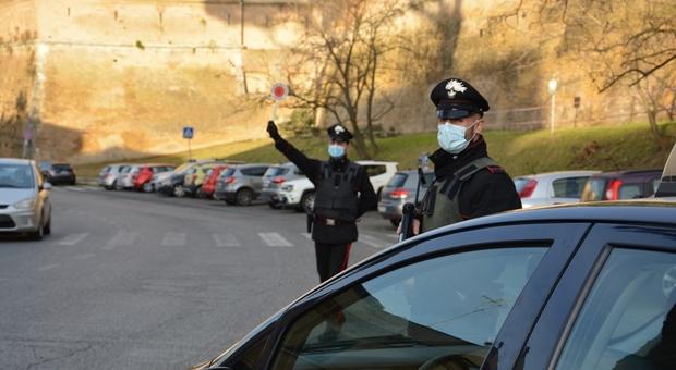 Piazzale degli Eroi, carabiniere libero dal servizio cattura baby rapinatore