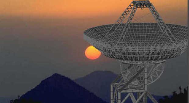 In Sardegna inaugurazione del gioiello tecnologico Srt, il radiotelescopio più grande d'Europa