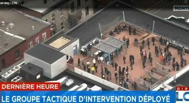 Montreal, «ostaggi alla Ubisoft», azienda dei videogiochi Assassin's Creed, ma è telefonata bufala. La polizia evacua l'edificio