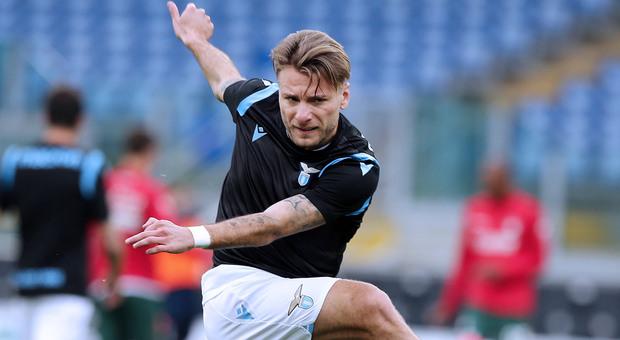 Lazio, targa a Immobile in onore del 150° gol in biancoceleste: battuto il record di Piola