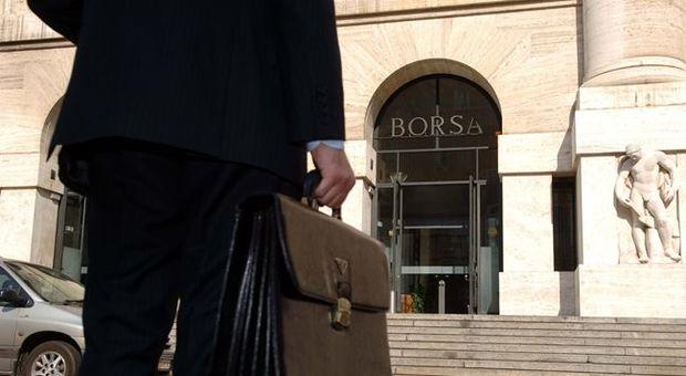 Borsa: Europa chiude in ordine sparso
