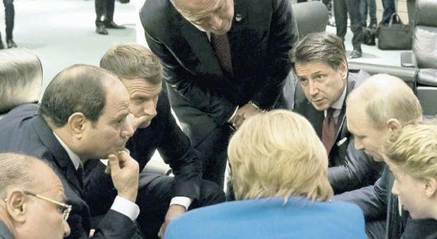 Libia, missione Onu: l'Italia insiste e Conte spera nell'aiuto Usa