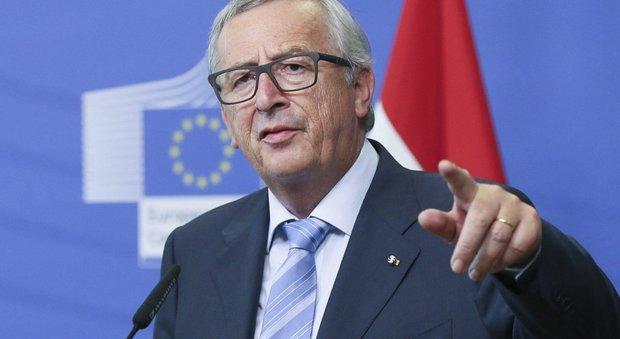 Ue, Juncker ai governi: «I cittadini sono stufi della poca coerenza»