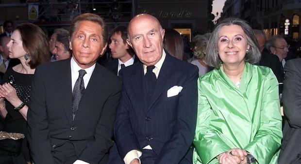 Laura Biagiotti, da Gentiloni a Zingaretti: «Addio ad una protagonista della moda italiana nel mondo»