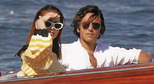 Miriam Leone col nuovo fidanzato sul lago di Como (Chi)