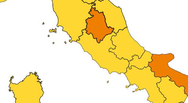 Covid, Lazio torna arancione (il 22 febbraio)? paura varianti, Rt vicino a 1: la situazione