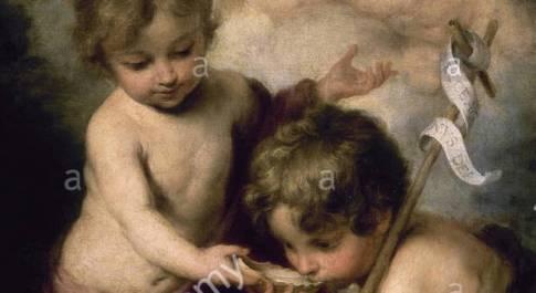 """Ritrovato il """"San Giovannino"""" rubato 19 anni fa: il dipinto era in una casa d'aste genovese"""