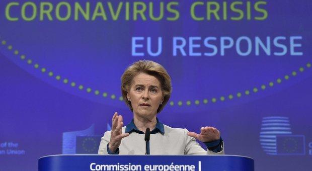 Ursula von der Leyen, presidente della Commissione europea: «Coronavirus, l'Europa ha bisogno di un nuovo piano Marshall»