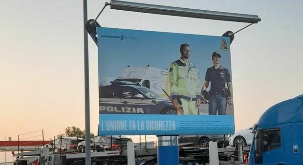 """Vacanze, """"L'unione fa la sicurezza"""": Polizia Stradale e Autostrade per l'italia insieme per una guida corretta"""