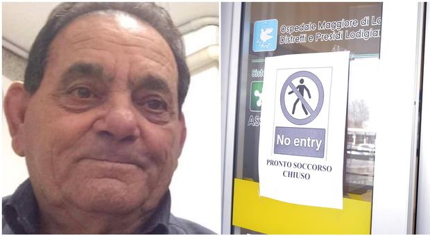 Coronavirus, morto un uomo di 78 anni a Padova