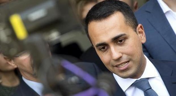 Di Maio: deficit al 2,8% come in Francia