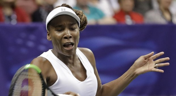 Record per Venus Williams: 1000 match da professionista