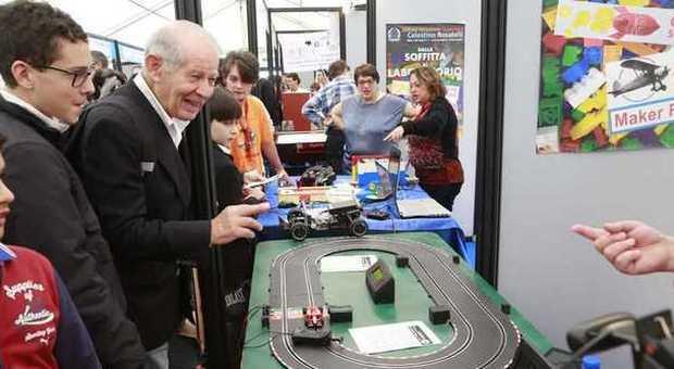Inventori si cresce: alla Maker Faire in mostra le innovazioni degli studenti