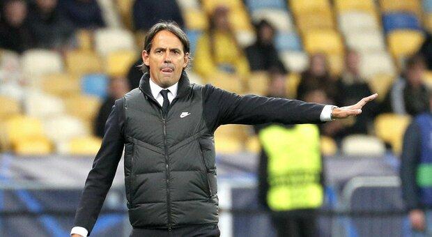 Shaktar Donetsk-Inter 0-0, Simone Inzaghi: «Potevamo vincerla, anche se non è stata una partita brillante»
