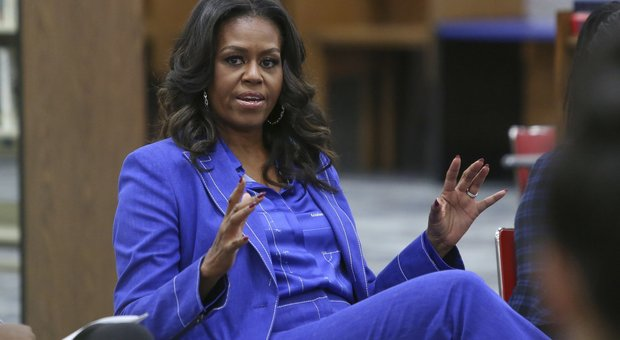 Michelle Obama, ecco la biografia: «Volevo fare la pediatra, ma sono diventata first lady»