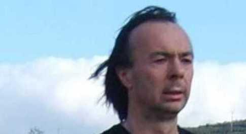 Il runner Danilo Riccini