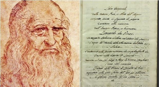 In mostra a Vinci una ciocca di capelli del grande Leonardo