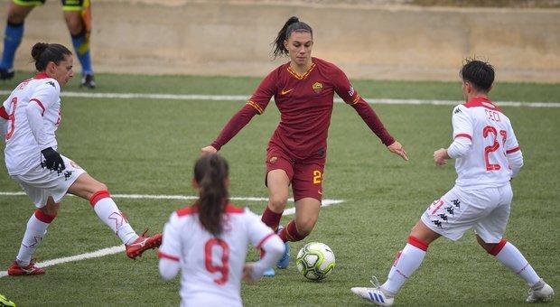 Serie A femminile, domani la decima giornata, ultimo turno del 2019