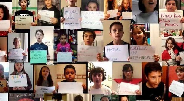 I bambini di Europa InCanto