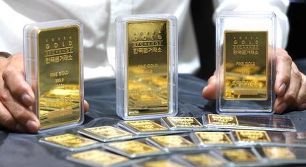 """Coronavirus, crolla il prezzo dell'oro: ma è solo un """"gioco"""" delle Borse"""