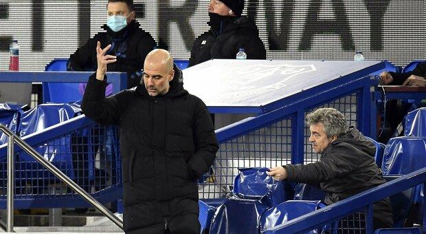 Guardiola batte Ancelotti: il City in semifinale di Fa Cup. Lewandowski inarrestabile. Vince anche il Real