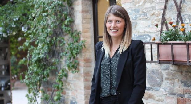 Beatrice Teloni Centotrenta dimore storiche in rete per portare turisti nelle zone del sisma