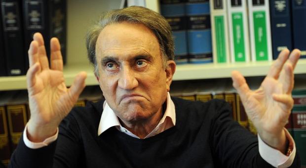 Emilio Fede: «Arrestato davanti a tutti al ristorante, è stata una cosa terrorizzante»
