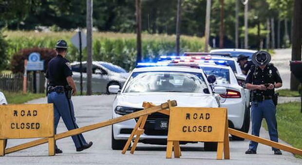 California, sparatoria a San Josè: diversi feriti, morto l'attentore