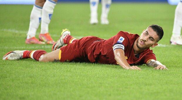 Mourinho recupera Pellegrini per Juve-Roma: oggi si è allenato a Trigoria