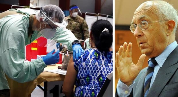 Covid, affondo di Raffaele Guariniello: «Chi non si vaccina può essere licenziato»