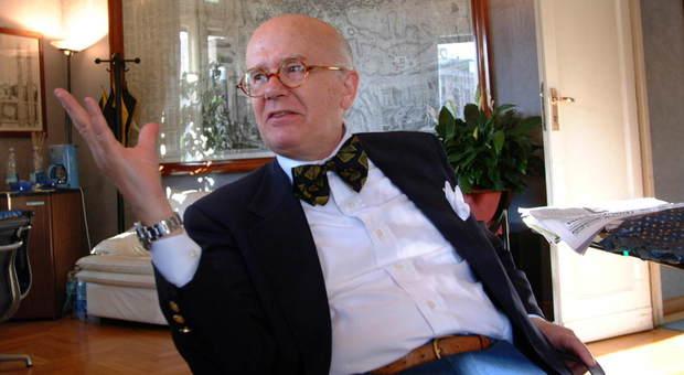 Morto Roberto Gervaso: lo scrittore e giornalista aveva ?82