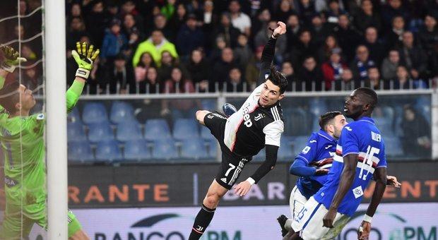 Sampdoria-Juventus, dalle 18.55 La Diretta formazioni: Sarri conferma il tridente