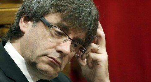 Puigdemont, ex presidente della Catalogna, arrestato in Sardegna