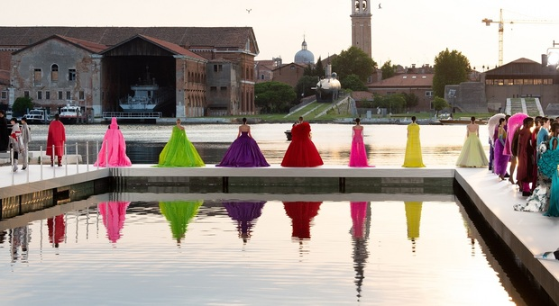Valentino, Pierpaolo Piccioli: «Così a Venezia ho fatto della moda un ponte verso l'arte»