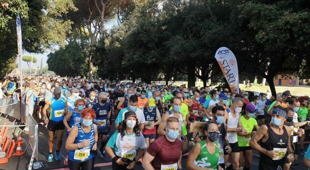Roma, parte l'Appia Run dopo 889 giorni, ma potrebbe essere l'ultima