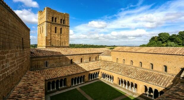 Tuscania: Abbazia di San Giusto