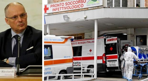 Covid, Ricciardi: «Divieti per evitare altre tragedie, così fermeremo la terza ondata»