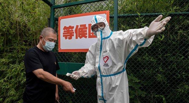 Coronavirus, 500.000 in lockdown vicino Pechino. Nel mondo 10 milioni di contagi