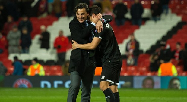 Manchester United-Siviglia 1-2  doppio Ben Yedder porta ai quarti Montella   «Una notte speciale». Mou eliminato e36ee545cb90