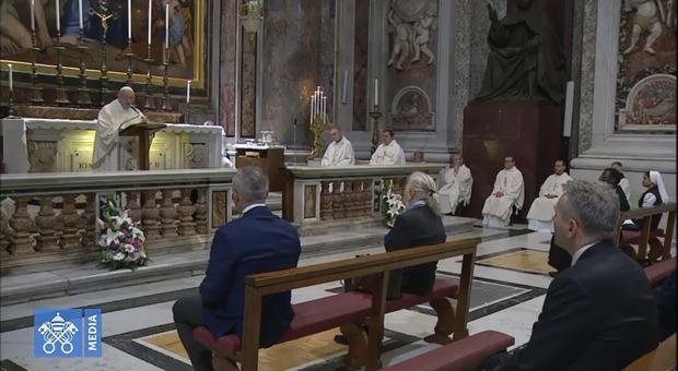 photo credit Cindy Wooden e Vatican Media