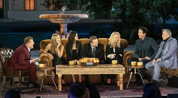 Friends: The Reunion arriva su Sky in contemporanea con gli Usa