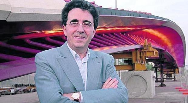 Venezia. Il ponte è costato troppo: condannato l'archistar Santiago Calatrava