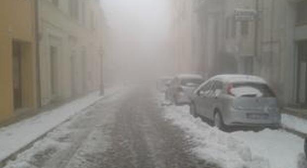 Maltempo, neve, gelo e vento: allerta da nord a sud