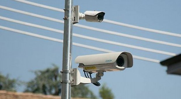 Roma, città con più telecamere installate d'Italia: rete da 3.222 occhi elettronici. Segue Milano con 2.161