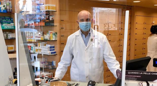 Quelli che resistono: il farmacista